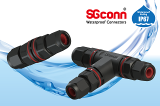 Cable Gland IP67, IP68 Waterproof Connector