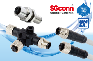 NMEA2000 Waterproof Connectors