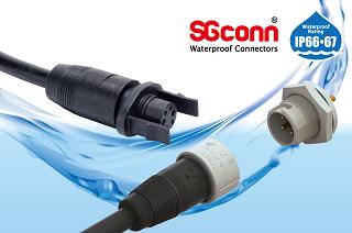 Circular Waterproof Connectors