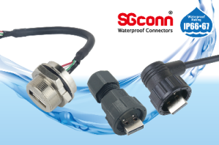 USB IP67 Waterproof Connector