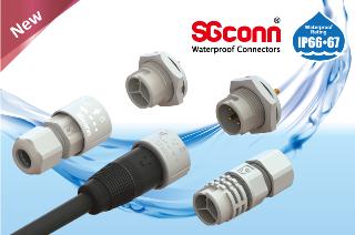 Quick-Lock Circular Waterproof Connector